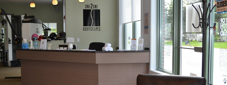 One2One Bodyscapes Westford MA $99 Special Package